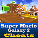 Super Mario Galaxy 2 C Cheats logo