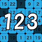123 Numbers Tap Fast Game - How Old is Your Brain? icon