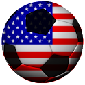 USA Soccer Fan icon
