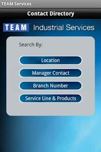 TEAM Services - screenshot thumbnail