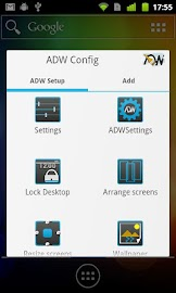 ADW.Launcher Screenshot 2