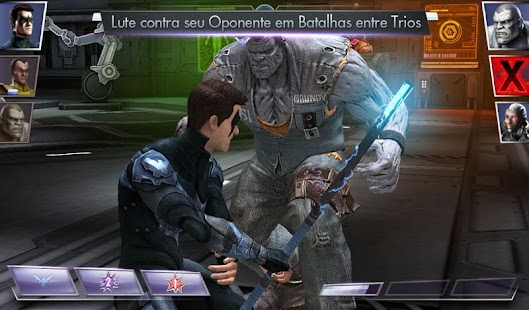 Injustice: Gods Among Us - screenshot thumbnail