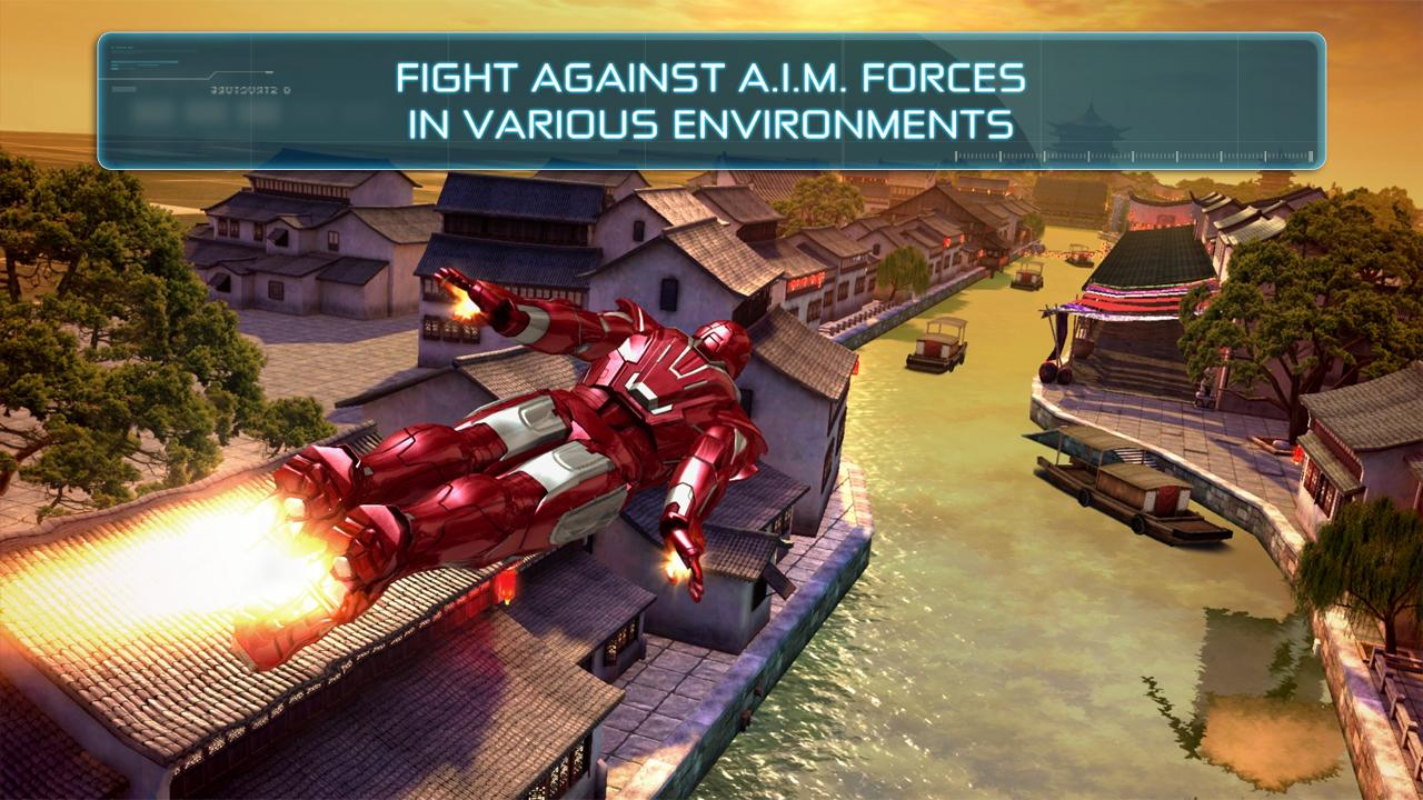 Iron Man 3 - The Official Game screenshot #3