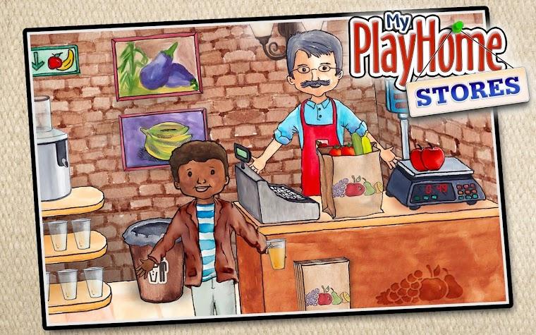 My PlayHome Stores Screenshot