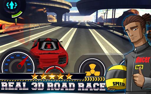 Drake Kenny Bling Car Racing