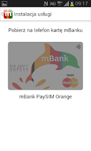 mBank Wallet- screenshot thumbnail