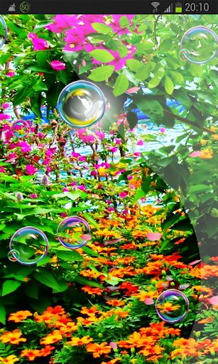 Flower Gardens 3D Butterfly