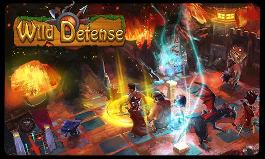 Wild Defense - screenshot thumbnail
