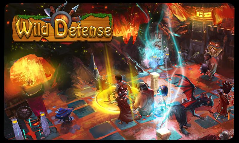 Wild Defense - screenshot