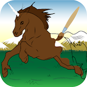 Enchanted Pony Colouring Book APK for Bluestacks