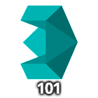 kApp - 3DS Max 101 Training icon