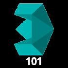 kApp - 3DS Max 101 Training icon