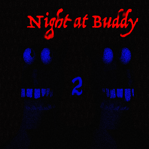 Five Night at Buddy 2 TABLET LOGO-APP點子
