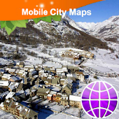 Serre Chevalier Street Map