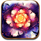 Amazing Flower Bloom Theme HD icon
