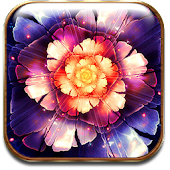 Amazing Flower Bloom Theme