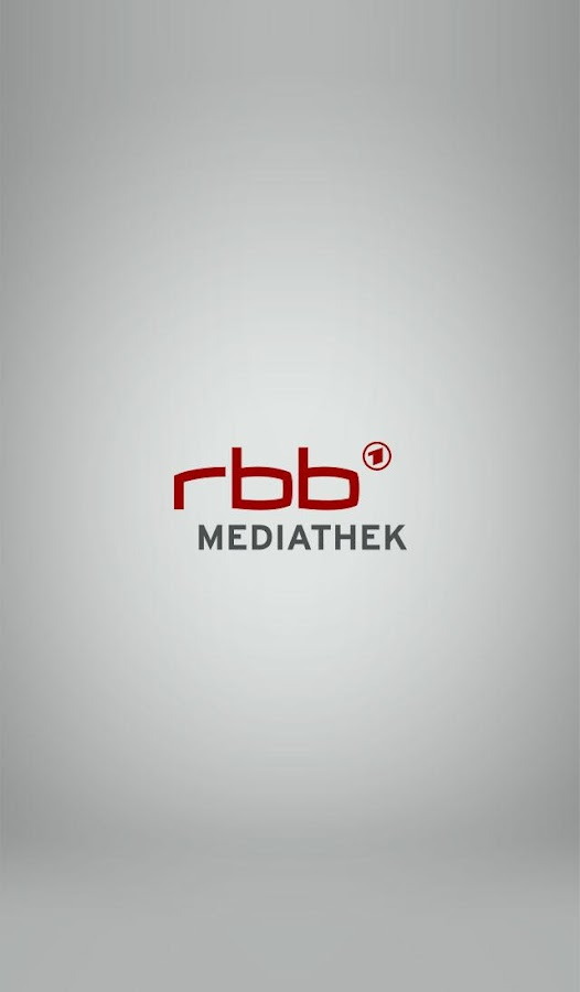 rbb mediathek android apps on google play. Black Bedroom Furniture Sets. Home Design Ideas