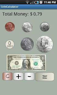 Coin Calculator- screenshot thumbnail