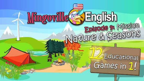 How to mod Kids English 9: Nature&Seasons lastet apk for laptop