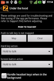 Zello PTT Walkie-Talkie - screenshot thumbnail