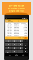 Screenshot of Solarstats