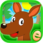 Kids Puzzle Animal Games for Kids, Toddlers Free icon