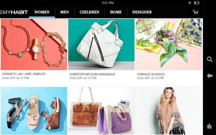 MYHABIT - Designer Brands Screenshot 9