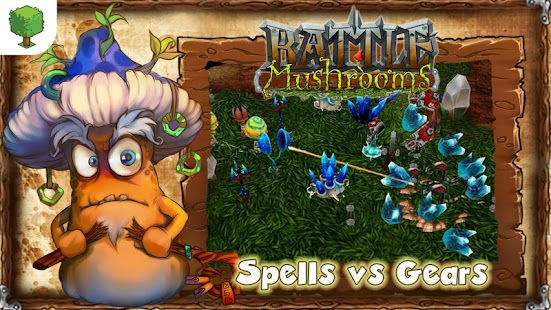 Battle Mushrooms- screenshot thumbnail