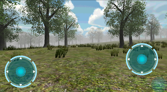 3D Trees- screenshot thumbnail