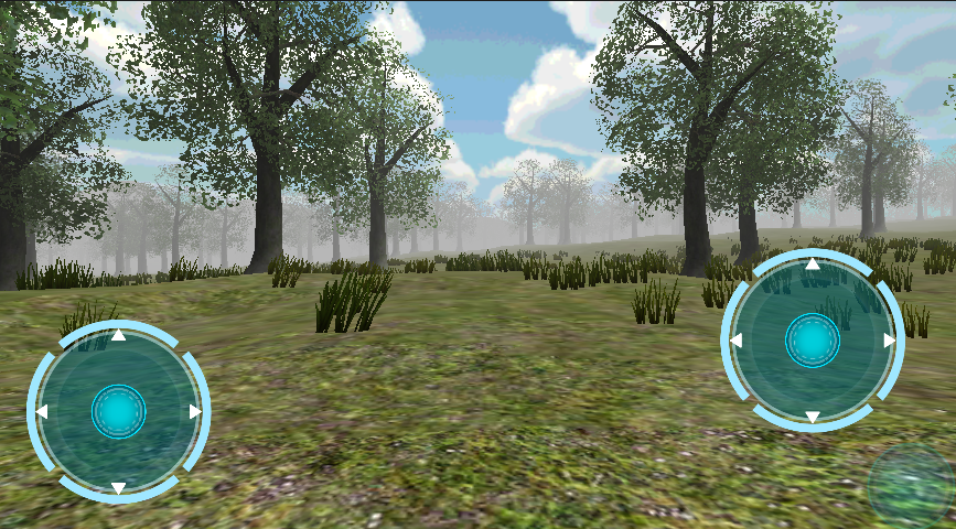 3D Trees - screenshot