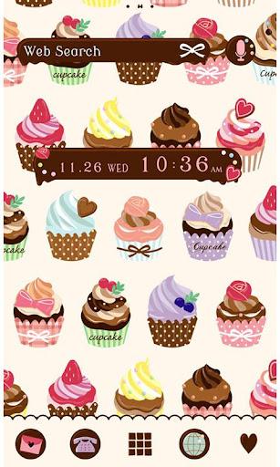 ★きせかえ無料★ヤミーカップケーキ