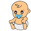 아기사랑방 logo