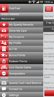 Speedway Fuel & Speedy Rewards - screenshot thumbnail