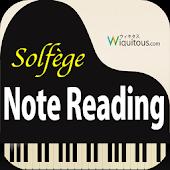 SolfegeNoteReading