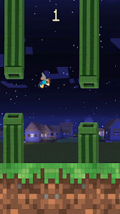 Flappy Craft! - screenshot thumbnail