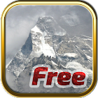 Free Mount Everest Puzzle Game icon