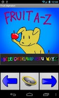 Screenshot of Fruit Alphabet