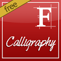 ★ Calligraphy Font - Rooted ★ icon