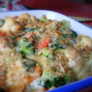 Winter Vegetable Casserole.