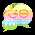 GO SMS - Rainbow 2 icon