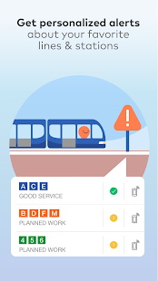 Moovit: Next Bus & Train Info - screenshot thumbnail