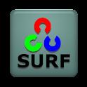 SURF Image Matching logo