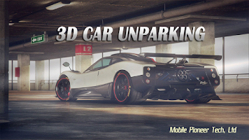 Screenshot of 3D Car Unparking Free