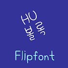 HUConvex Korean Flipfont icon