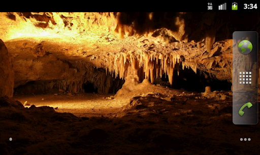 Mysterious Caves - Wallpapers