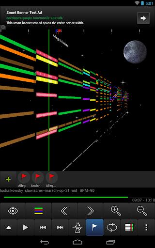 MIDI Voyager Pro  screenshots 4