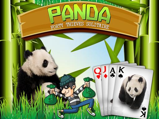 熊猫四十大盗