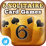 6 Solitaire Card Games Free Apk