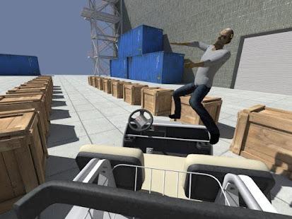 Zombie Crash Testing ① 5