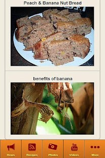 Banana Recipes FREE- screenshot thumbnail